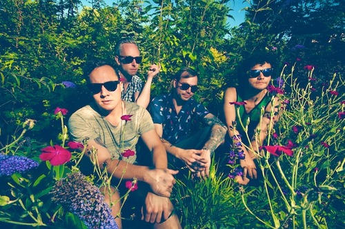 East Van band Bestie will likely play their summery hit Pineapple at the EVSJ. Photo Credit: Sean Murphy