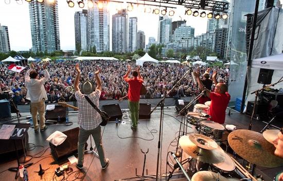 Photo sourced from Coastal Jazz