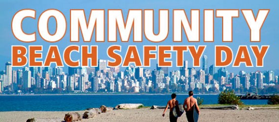 Community Beach Safety Day | Things To Do In Vancouver This Weekend