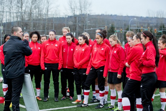 FIFA Canadian Women's U-20 Team | Things To Do In Vancouver This Weekend