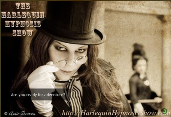 Harlequin Hypnosis Show | Things To Do In Vancouver This Weekend