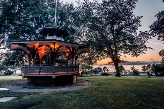Haywood Bandstand | Things To Do In Vancouver This Weekend