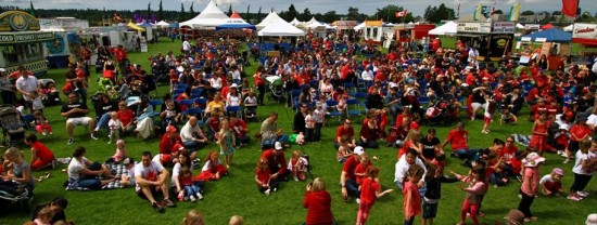 Langley Canada Day | Things To Do In Vancouver This Weekend