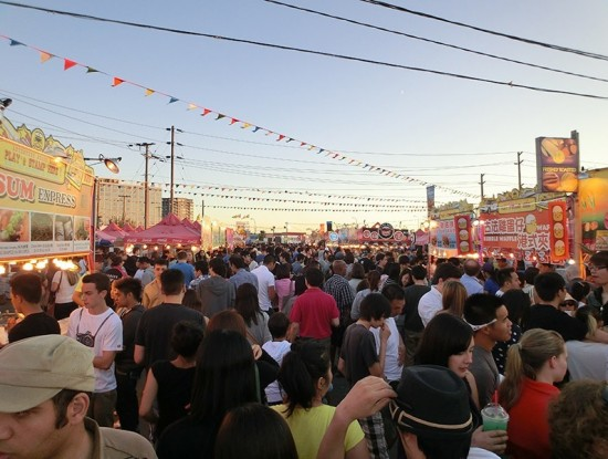 Richmond Night Market | Things To Do In Vancouver This Weekend