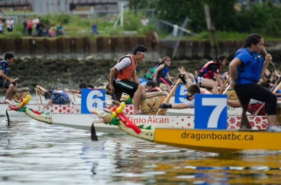 RioTintoAlcan Dragon Boat Festival | Things To Do In Vancouver This Weekend
