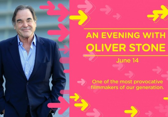 Vancouver Biennale - An Evening With Oliver Stone | Things To Do In Vancouver This Weekend