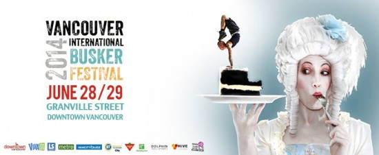Vancouver Busker Fest | Things To Do In Vancouver This Weekend
