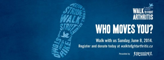 Walk to Fight Arthritis | Things To Do In Vancouver This Weekend