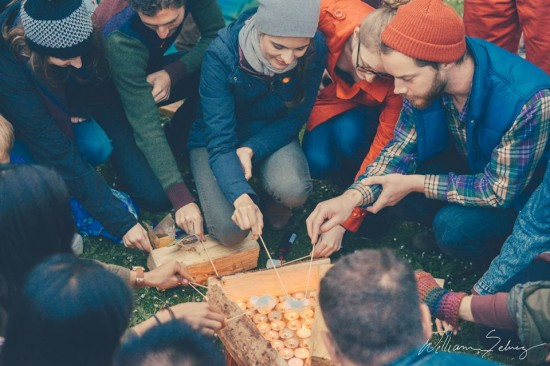 Campfire project vancouver
