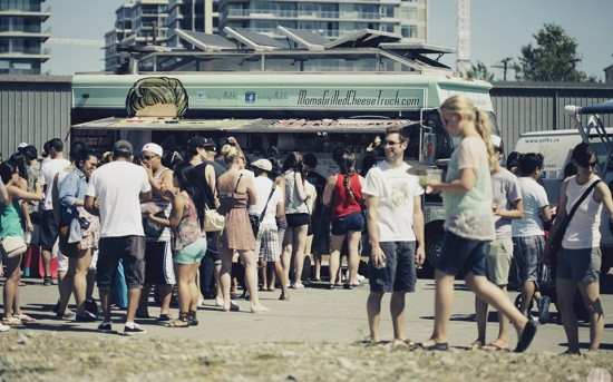 food truck festival vancouver 2014