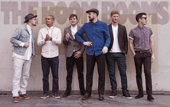 Indie-soul jam band The Boom Booms are headlining East Van Summer Jam.