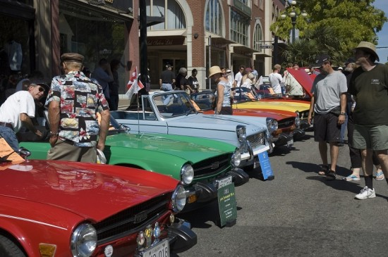15th Annual Key West Ford Show and Shine | Things To Do In Vancouver This Weekend