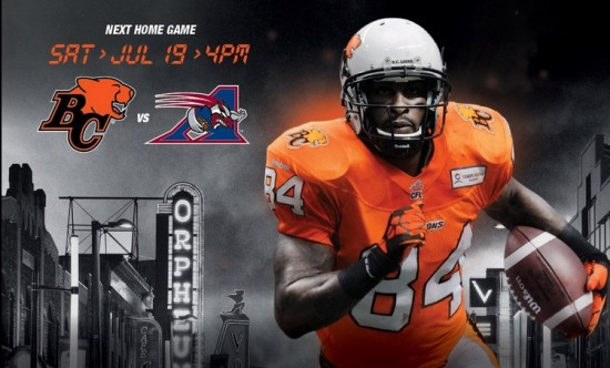 BC Lions | Things To Do In Vancouver This Weekend