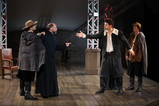 Bard On The Beach - Equivocation | Things To Do In Vancouver This Weekend