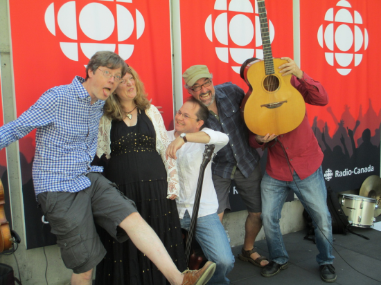 CBC Musical Nooners - Mad Pudding | Things To Do In Vancouver This Weekend