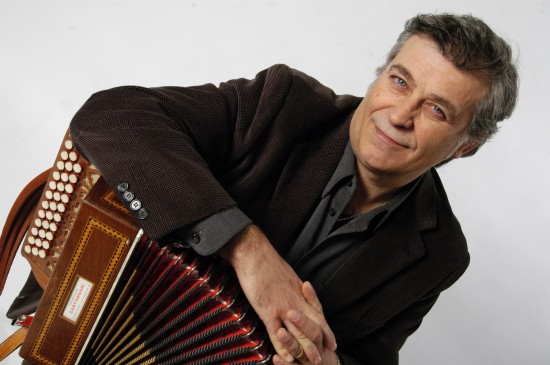 CBC Musical Nooners - Riccardo Tesi & Banditaliana | Things To Do In Vancouver This Weekend