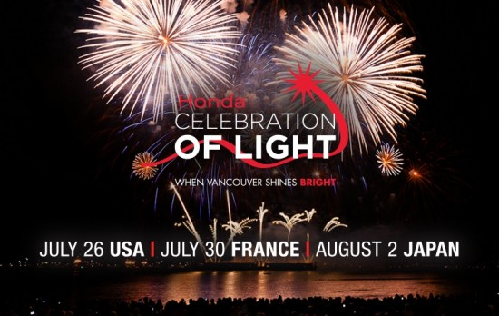 Celebration of Light | Things To Do in Vancouver This Weekend
