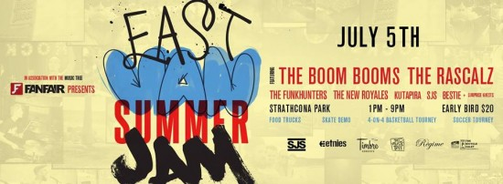 East Van Summer Jam | Things To Do In Vancouver This Weekend