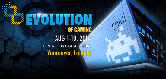 Evolution of Gaming | Things To Do In Vancouver This Weekend