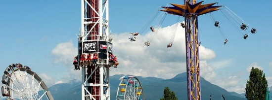 PNE Playland | Things To Do In Vancouver This Weekend