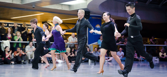 Robson Square Summer Dance Series Ballroom Dancing | Things To Do In Vancouver This Weekend