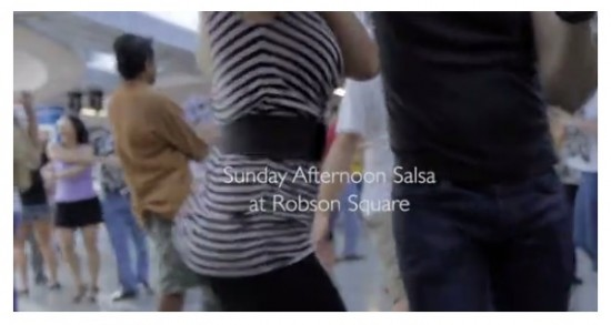 Sunday Afternoon Salsa | Things To Do In Vancouver This Weekend