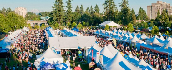 Surrey Fusion Festival | Things To Do In Vancouver This Weekend