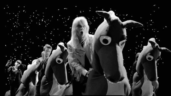 White Lung In My House video