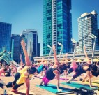 Nooner Yoga Series Vancouver