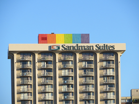 Photo: Sandman Hotel Group