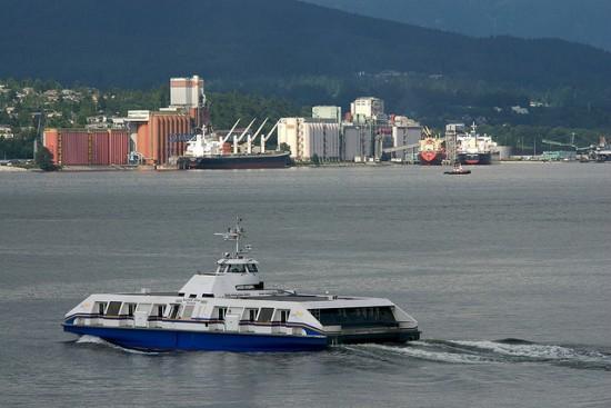 Free BC Transit Vancouver