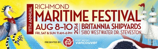 11th Annual Richmond Maritime Festival | Things To Do In Vancouver This Weekend