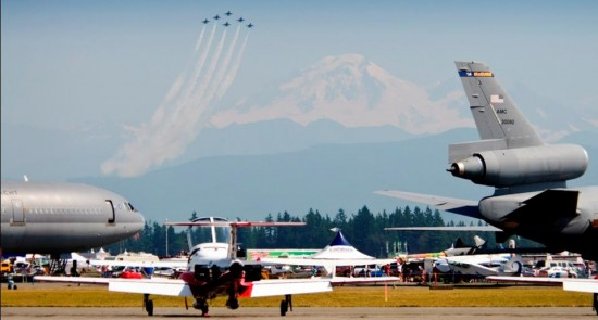 Abbotsford International Air Show | Things To Do In Vancouver This Weekend