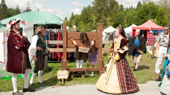 BC Renaissance Festival | Things To Do In Vancouver This Weekend