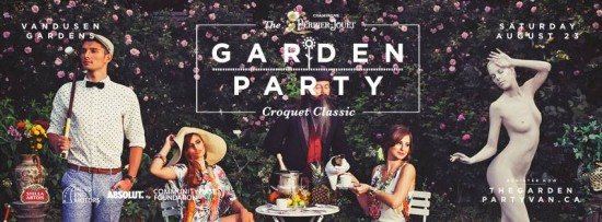 Garden Party Crqouet Classic | Things To Do In Vancouver This Weekend