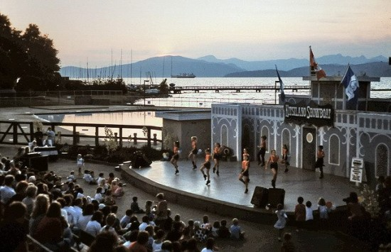 Kitsilano Showboat | Things To Do In Vancouver This Weekend
