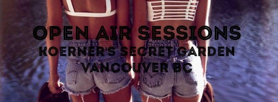 Sunwave Open Air Sessions | Things To Do In Vancouver This Weekend