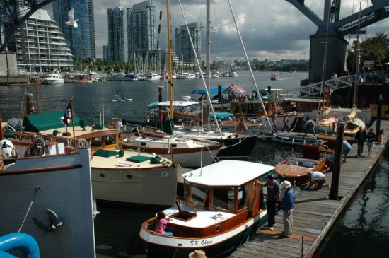 Vancouver Wooden Boat Festival | Things To Do In Vancouver This Weekend