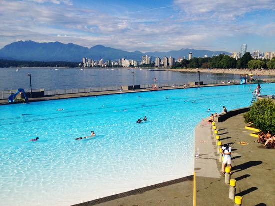 Kitsilano Pool || Photo Credit: Flickr/Creative Commons Xia Li