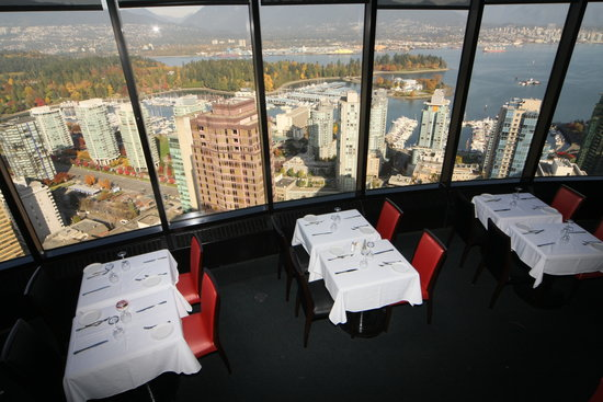 The View from Cloud 9 Restaurant