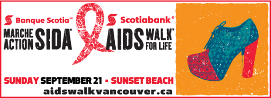 29th Scotiabank AIDS Walk For Life | Things To Do In Vancouver This Weekend
