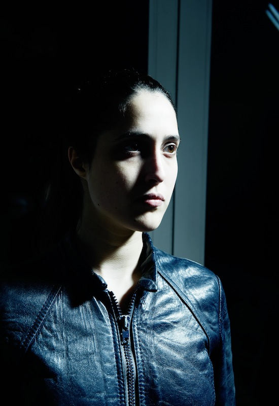 Helena Hauff, one of the performers at this year's New Forms Festival. Fabian Hammerl photo.