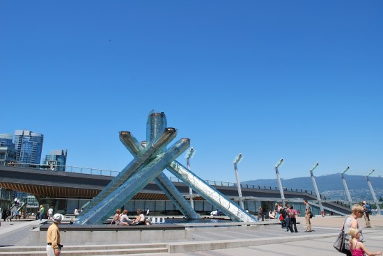 Jack Poole Plaza | Things To Do In Vancouver This Weekend