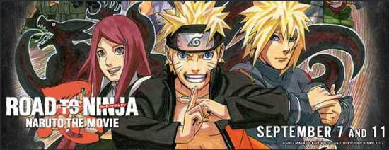 Road To Ninja - Naruto The Movie | Things To Do In Vancouver This Weekend