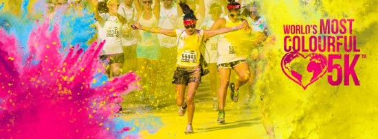 Run or Dye | Things To Do In Vancouver This Weekend