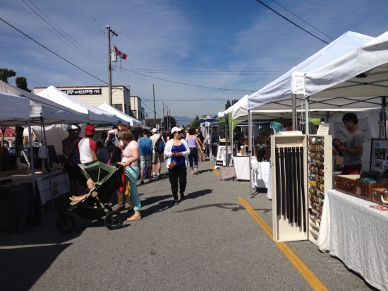 Steveston Farmers and Artisan Market | Things To Do In Vancouver This Weekend