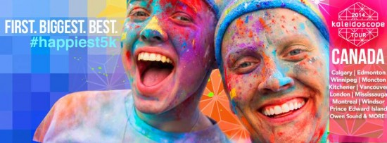 The Color Run | Things To Do In Vancouver This Weekend