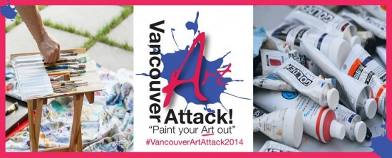 Vancouver Art Attack | Things To Do In Vancouver This Weekend