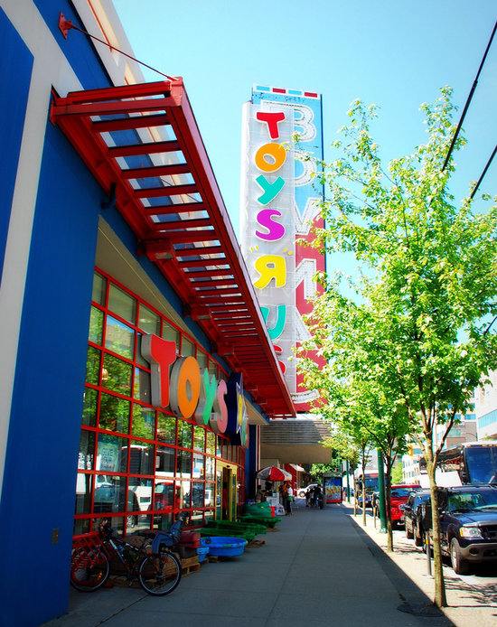a guide to shopping for babies and toddlers in vancouver inside
