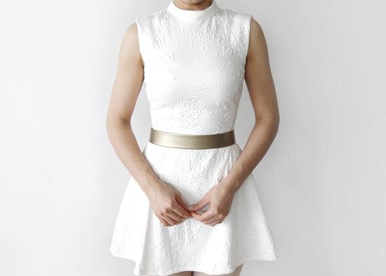 Vancouver's Shebnam Edrisi sells belts, accessories and masks under the moniker SurondStudio.